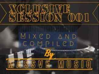 Massve Music – Xclusive Session 001 Mix