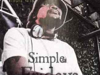 Simple Tone – Simple Fridays Vol 015 Mix