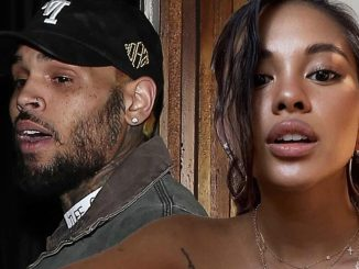 Chris Brown Drools Over Baby Mama's New Thirst Trap
