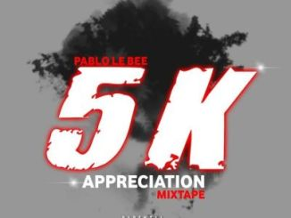 Pablo Le Bee – 5K Appreciaton Mix