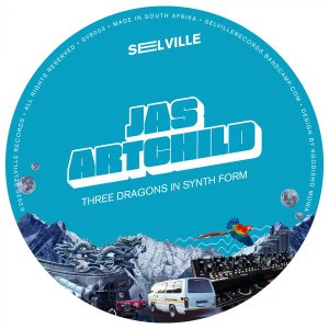 Jas Artchild – Three Dragons In Synth Form