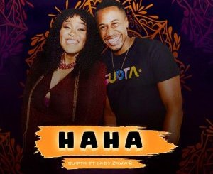 SUPTA – HaHa (feat. Lady Zamar)