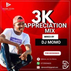 Dj Momo – 3K Appreciation Mix