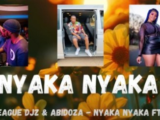 Major League Djz & Abidoza – Nyaka Nyaka Ft. MaWhoo