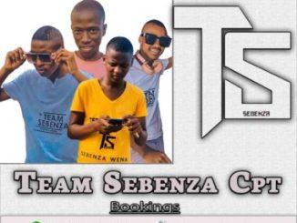 Team Sebenza & Thami Wengoma – Don't Give Up