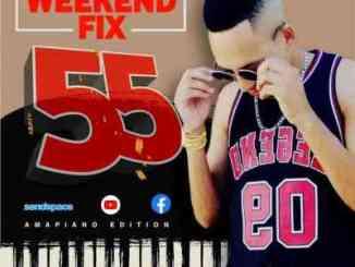 Dj Ice Flake – WeekendFix 55 Mix (Amapiano Edition 2021)