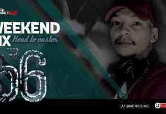 Dj Ice Flake – WeekendFix 56 (Road To Easter)