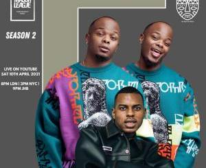 Major League & Musa Keys – Amapiano Live Balcony Mix B2B