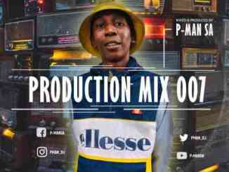 P-Man SA – Production Mix 007