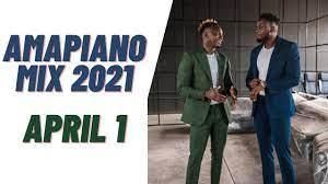 PS DJz – Amapiano Mix 2021 | 1 April ft Kabza De small, Maphorisa, Kamo Mphela