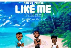 Priddy Prince – Like Me ft Ex Global & Krish