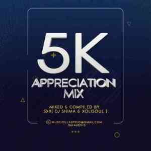 DJ Shima & Xolisoul – 5k Appreciation Mix