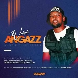 Angazz – Ingadla-ngadla Ft. Estimated Boyz & Final Dot