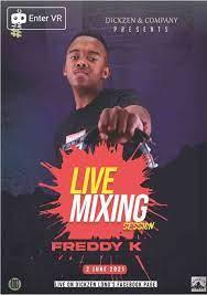 Freddy K – Dickzen Long Session Mix