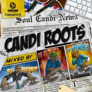 Mphoza – Candi Roots (Album 2011)