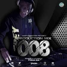 P-Man SA – Production Mix 008 (HarvardPaino)
