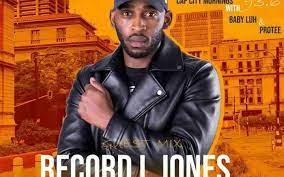 Record L Jones – Tshwane FM Mix (Piano Exclusive Experience)