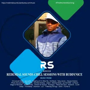 Buddynice – Redemial Sounds Chill Sessions (14 July 2021)