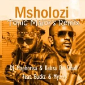 DJ Maphorisa & Kabza De Small – Msholozi (Tonic Major's Remix) ft Buckz & Myztro