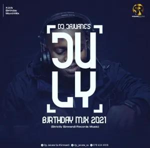 Dj Jaivane – JulyBirthdayMix 2021 (Strictly SimnandiRecords Music)