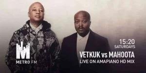 Vetkuk vs Mahoota – AmapianoHD Mix (S2 Vol.16)
