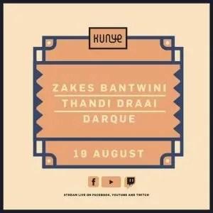 Zakes Bantwini, Thandi Draai & Darque – Kunye