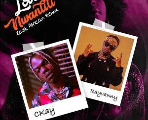 CKay – Love Nwantiti (Remix) ft Rayvanny