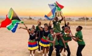 Ndlovu Youth Choir – Shosholoza ft. Kaunda Ntunja