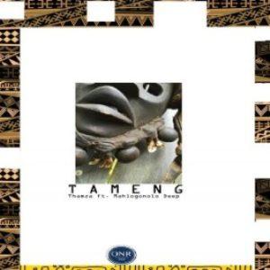 Thamza & Mahlogonolo Deep Tameng Mp3 Download