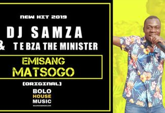 DJ Samza & Tebza The Minister Emisang Matsogo Mp3 Download