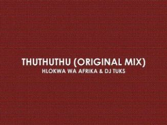 Hlokwa Wa Afrika & DJ Tuks Thuthuthu Mp3 Download