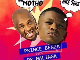 Prince Benza ft. Dr Malinga Ake Seke (Aona motho wa motho) Mp3 Download