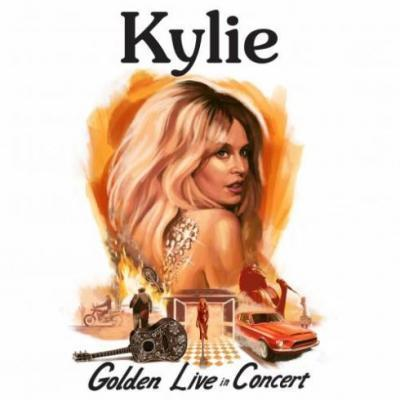 Kylie Minogue Golden Live in Concert Album Zip Download