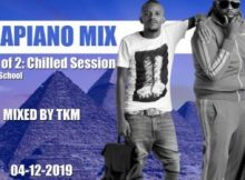 Amapiano Mix (Part 1 of 2) Mp3 Download ft. Gaba Cannal, Loxion Deep, Miano, P Man SA Mixed by DJ TKM
