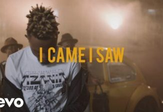 DOWNLOAD Kwesta I Came I Saw Video Ft. Rick Ross