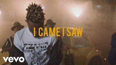 DOWNLOAD Kwesta I Came I Saw Video Ft. Rick Ross