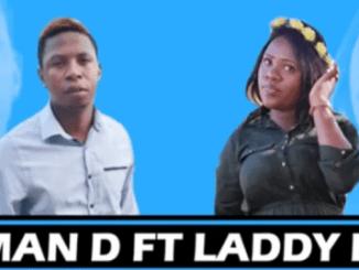 Man D Mogatxaka O Ndisitxeng Ft. Laddy D Mp3 Download
