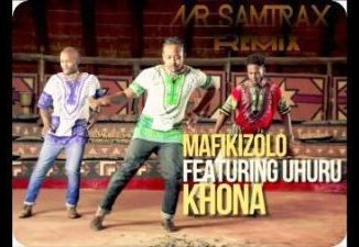 Mafikizolo Khona Ft. Uhuru Video Download