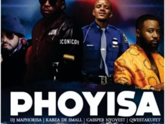 DJ Muzik SA Phoyisa (Remix)Mp3 Download