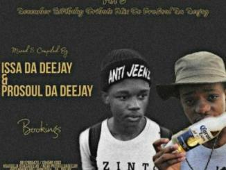 IssaDaDeejay AmapianoSession Vol 8 Mp3 Download