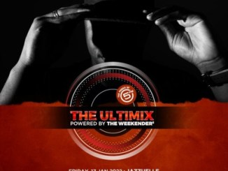 Jazzuelle 5FM Ultimix Mp3 Download