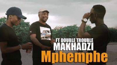 Makhadzi- Mphemphe Ft. Double Trouble (Dance Calculation Video)