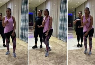 Watch 5 Connie Ferguson dance moves for days Mp3 Mp4 Download