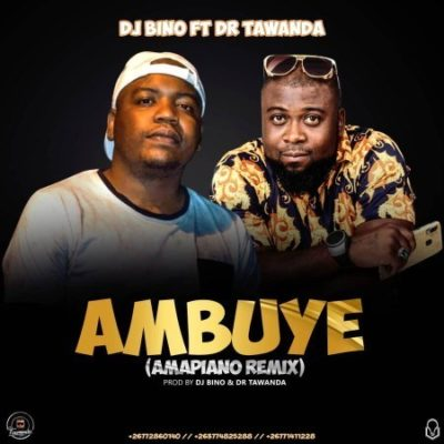 DJ Bino Ambuye (Amapiano Remix) Ft. Dr Tawanda Mp3 Download