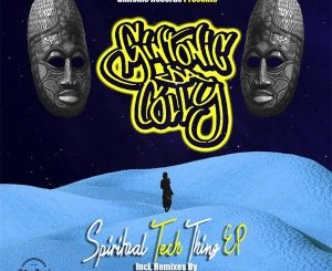 Gintonic Da Colly Spiritual Tech Thing EP Zip Download