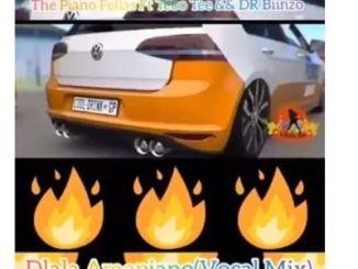 Ruskhy D'musiq, Dj R.T.EX SA & Sje konka Dlala Amapiano Mp3 Download