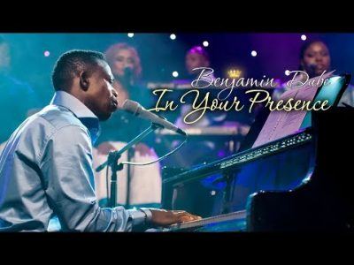 Benjamin Dube In Your Presence Video Download