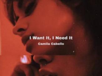 Camila Cabello I Want It I Need It Mp3 Download