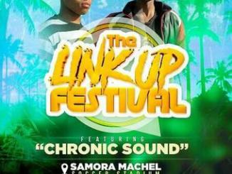 Chronic Sound The Link Up Festival Ultimate Mix Mp3 Download