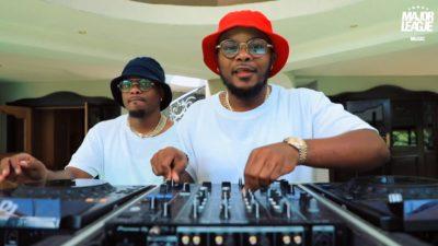 Major League DJz Amapiano Live Balcony Mix 5 Mp3 Download